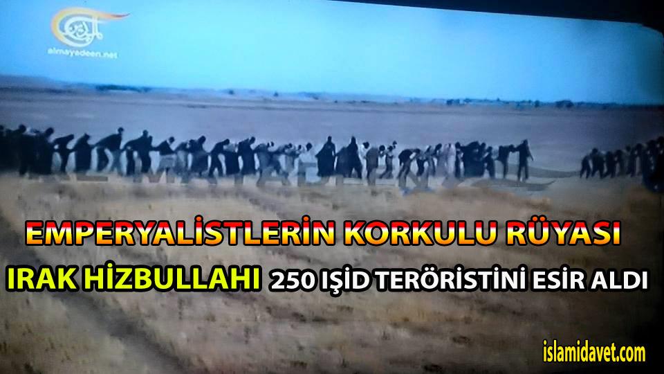 Photo of BREAKING- Iraqi Hezbollah captured 250 ISIL terrorists around university in Ramadi and shocked the lords of the terrorists.