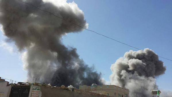 Photo of BREAKING- Saudi Coalition, the protector of Israel and enemies of Islam, targeted houses and killed 30 civilians in Hejja.