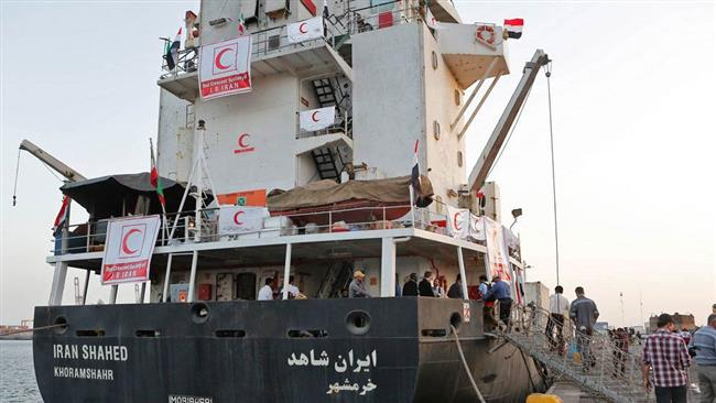 Photo of No Saudi permission needed for Yemen aid delivery: Iran official