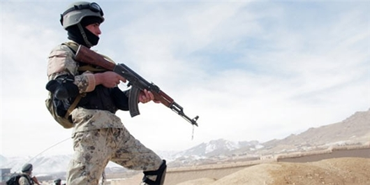 Photo of 45 Militants Killed in Afghan Military Operation