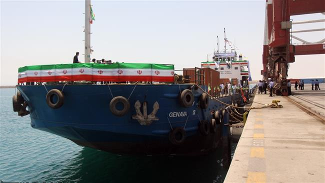 Photo of Iran, Oman launch new shipping route