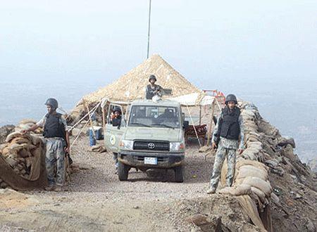Photo of Yemeni Army & Popular Committees Control Saudi Bordering Site