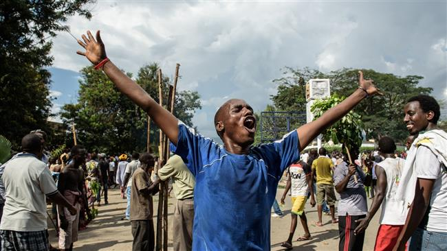 Photo of Fighting breaks out between rival Burundi army factions