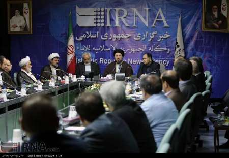 Photo of IRNA Chief: IRNA considers its mission in line with late Imam Khomeini's aspirations