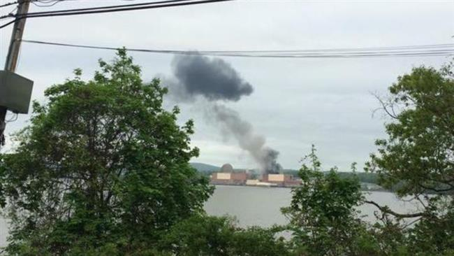 Photo of Explosion rocks nuclear power plant in New York