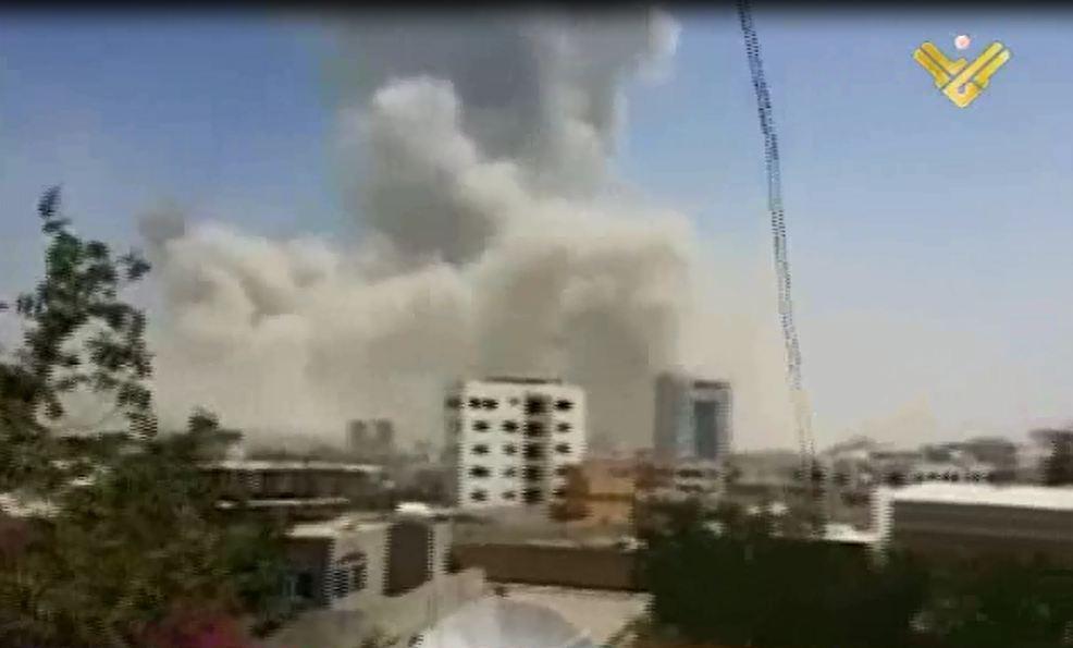 Photo of Inhuman zionist Saudi Regime's Warplanes Target Various Yemeni Cities