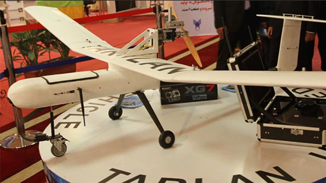 Photo of Iranian students build new unmanned aerial vehicle