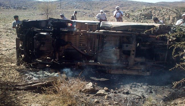 9 Yemenis Martyred in Saudi Helicopter Attack