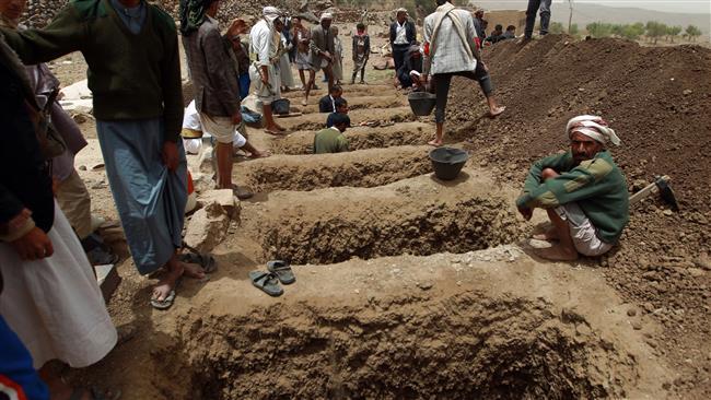 Photo of Inhuman zionist  Saudi Regime murders 1,244 Yemenis according to lessened figures of WHO