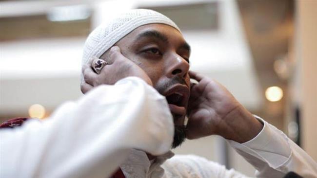 Photo of Michigan man recites Muslim call (Azan) to prayer in all 50 US states