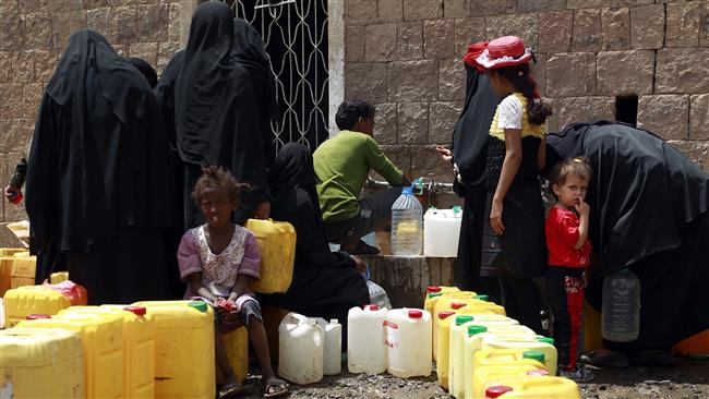 Photo of War leaves 16 million Yemenis without clean water: Oxfam