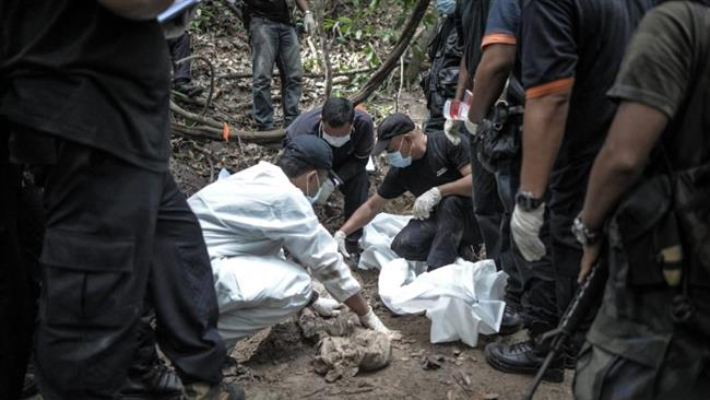 Photo of 139 bodies likely buried in migrant graves: Malaysia