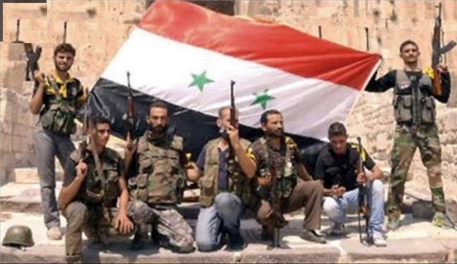 Photo of Syrian Army Strikes Terrorists in Various Areas