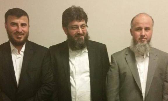 Photo of Turkey continue hosting leaders of the terrorist groups in Syria. Leaders of Ahrar Al-Sham, Shukur'ush Sham, Jaish Al-Islam have met in Turkey.
