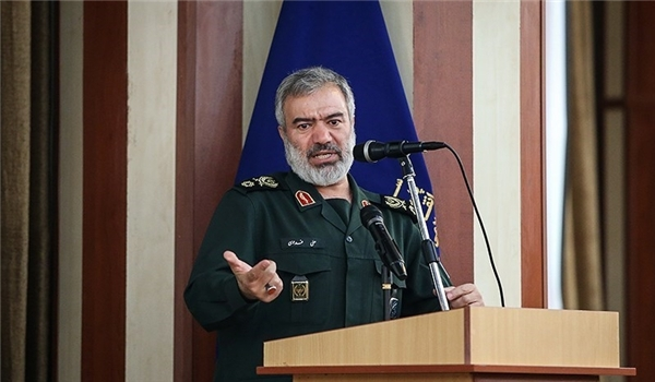 Photo of IRGC Commander Says Attacking Iran Ends in US Destruction