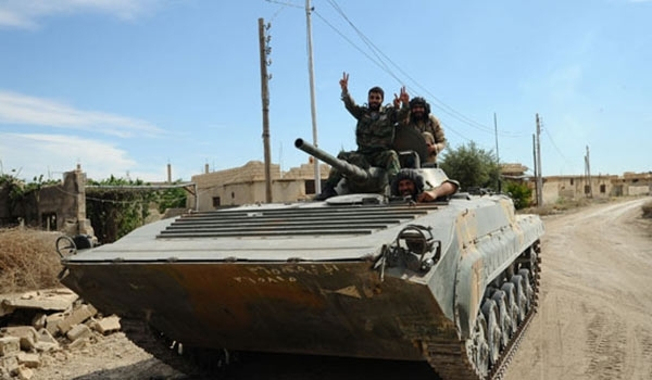 Photo of EXCLUSIVE: Syrian Army Advances in Deir Ezzur, ISIL Starts Retreat