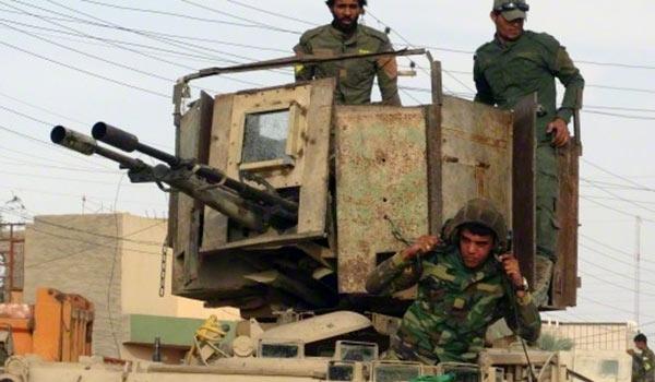 Photo of 13 ISIL Terrorists Killed in Iraq's Ramadi
