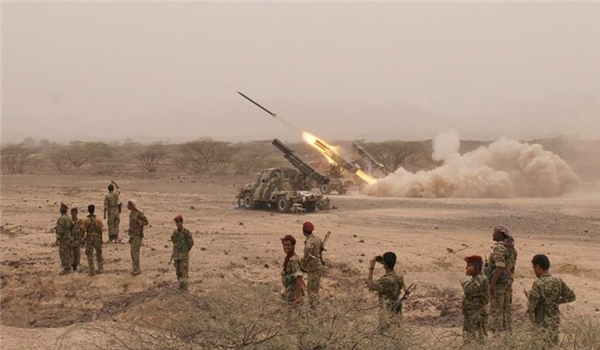 Photo of Yemeni Troops Fire 70 Missiles at Saudi Arabia's Najran Airport
