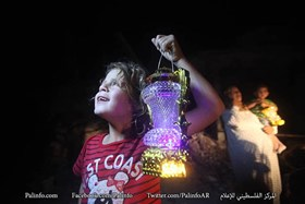 Photo of Photos- Ramadan lanterns light up the darkness in Gaza