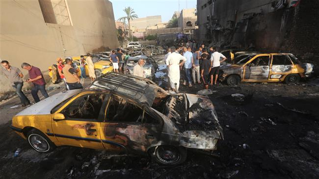 Photo of Bombings, shooting leave 8 dead, 25 wounded in Iraq