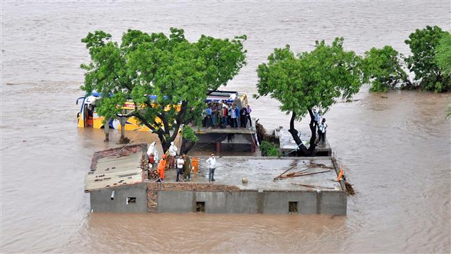Photo of Heavy rains kill 45 in India's Gujarat