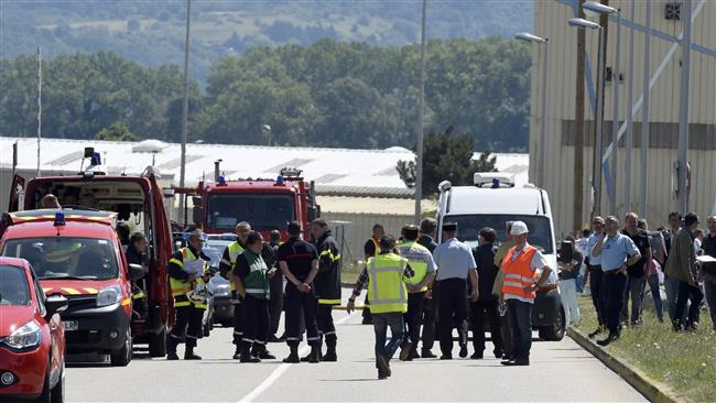 Photo of 1 killed, several injured in France suspected terror attack