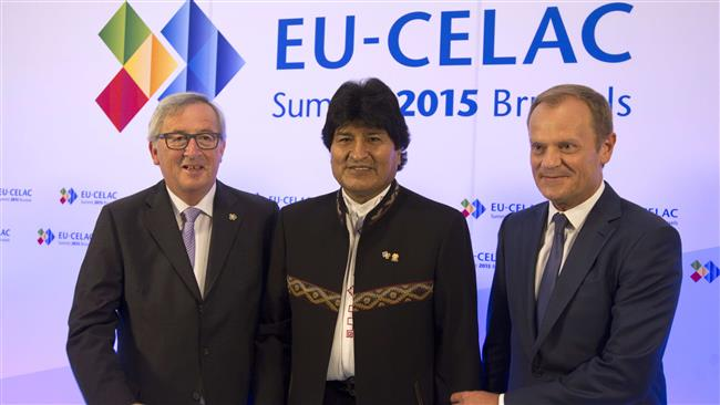 Photo of Morales slams US imposition of policies through military coups, dictatorships