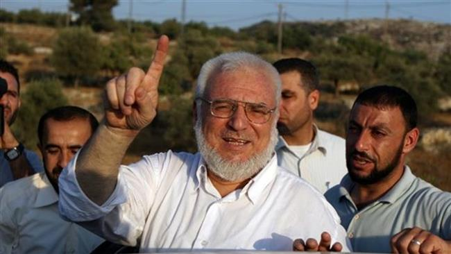 Photo of Palestinian speaker released from Israeli jail