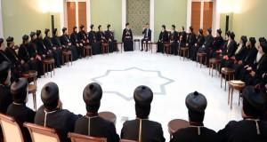 Assad-Synod of the Universal Syriac Orthodox Church