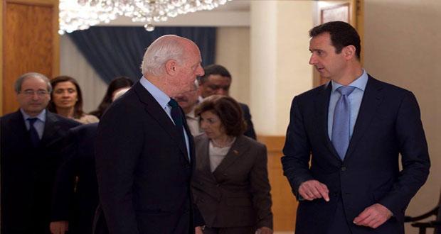 Assad-de-Mistura