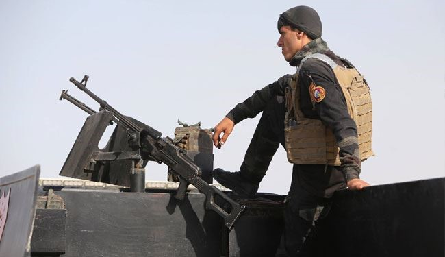 Watch: Iraqi Forces Push Back ISIS from Beigi