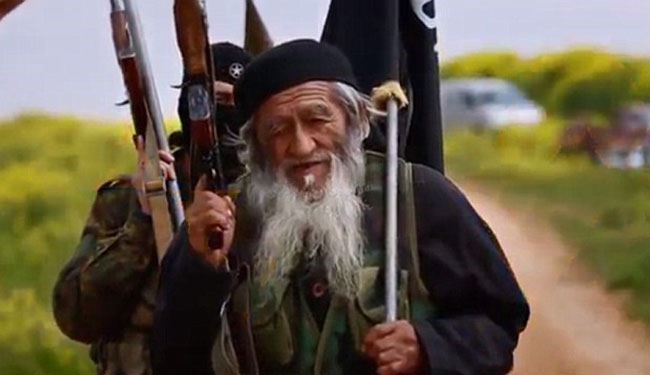 Oldest Terrorist of ISISIS