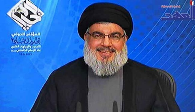 Sayyed Nasrallah: Imam Khamenei plays more than one role, as he is has the bet knowledge in jurisprudence and has been giving lectures for 20 years, he is also a leader, the leader of the Islamic Republic of Iran