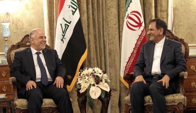 Iran, Iraq Aim to Fight against Terrorism