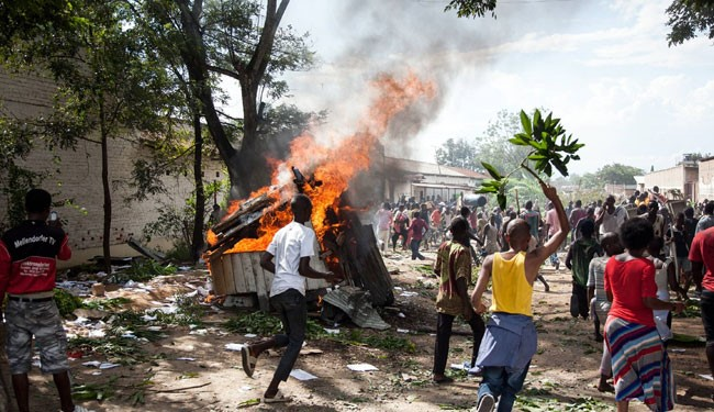 At least 70 killed in Burundi violence: rights group