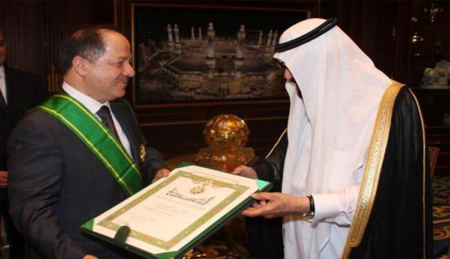 Wikileaks: Saudi King's Relation with Barezani