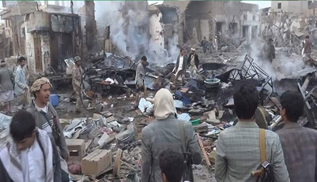 Saudi Pilot Commits Suicide for Massacring Yemeni Children