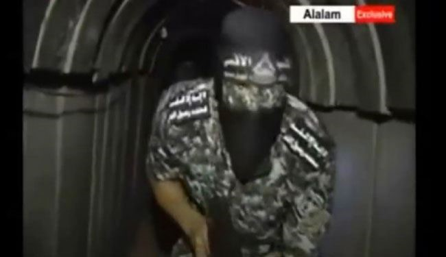 Israel in Panic, Zionist Reactions to Al-Alam's Report Gaza New Tunnel