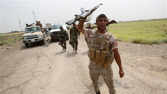 Photo of Iraq forces seize Saudi weapons from ISIL militants