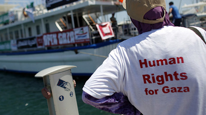 freedom-flotilla-activists-palestine