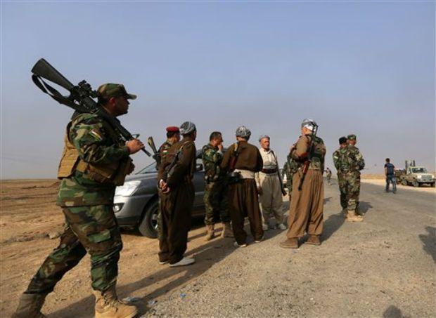 Photo of Patriot Kurdish fighters rescued two villages in Ras Al-Ayn, killed tens of takfiri terrorists.