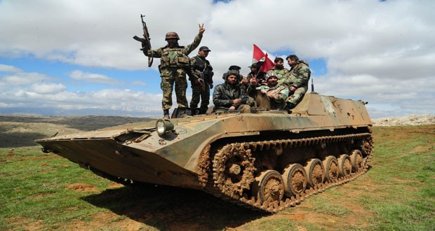Photo of Syrian Army Takes Control of Tal A'our in Rural Idlib