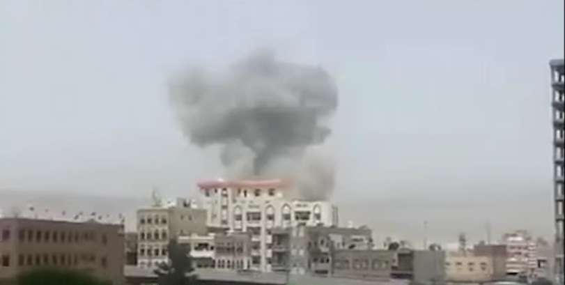 Photo of Fighter jets of Saudi Coalition, the protector of Israel and enemies of Islam, martyred 7 civilians and wounded 13 others in Hamdan in San'aa