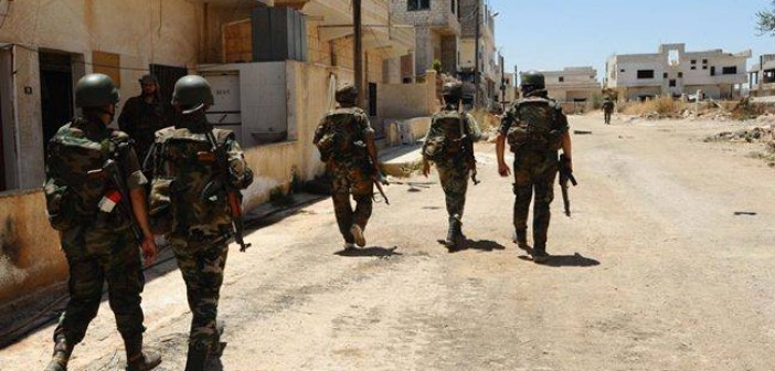 Photo of Syrian Army Prepares for Summer Offensive in Northern Hama