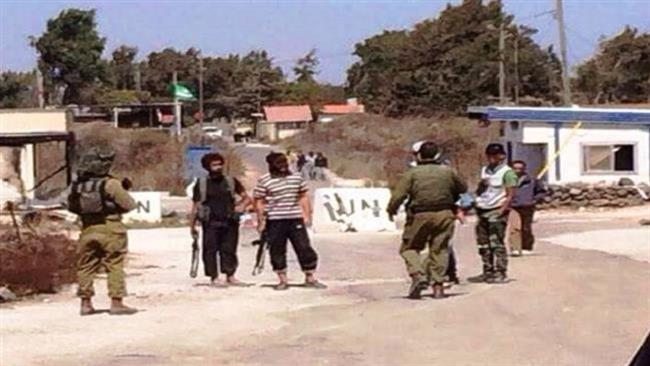 Photo of Israel arming, providing recruits for Takfiri militants in Syria: Report