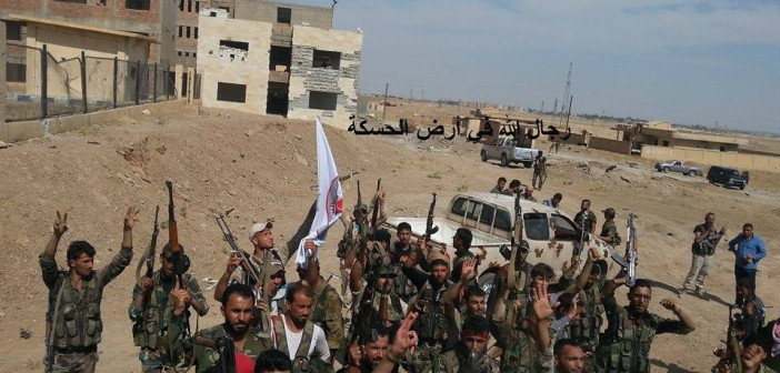 Photo of ISIS Trapped in Al-Hasakah City: the Syrian Army Tightens the Noose Around the Enemy