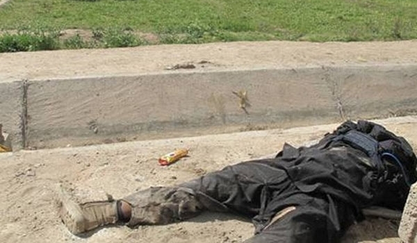 Photo of Iraq: ISIL Self-Declared Governor of Fallujah Killed