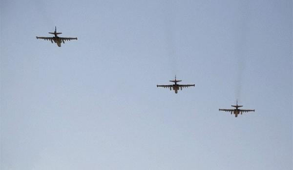 Photo of Scores of ISIL Terrorists Killed in Iraqi Air Attacks near Ramadi