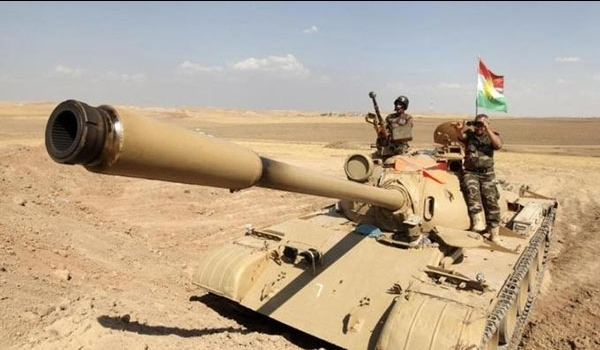 Photo of Kurdish Forces Launch Heavy Attack on zionist ISIL South of Kirkuk