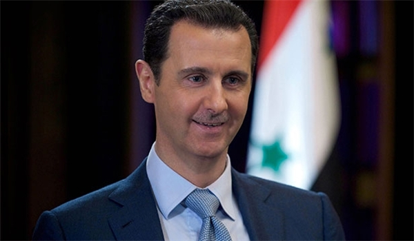 Photo of Syrian President Congratulates Iran's Leader, President on Vienna Sum-Up Agreement
